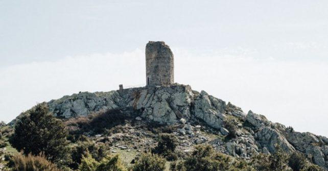 De toren van la Massane