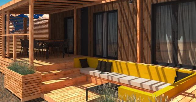 Openingsaanbieding: een comfortabel verblijf in ons nieuwe PALACE 2019 model.